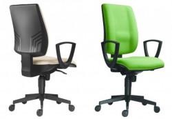 Radna stolica - 1380 Syn Flute LX - (štof u više boja)