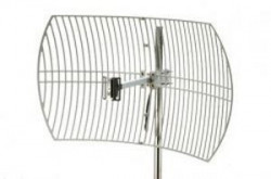 Reinkjet Grid Antenna 2.4GHz, 24dBi, Cable 15m ( ANTE00000020 )