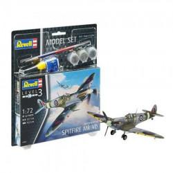 Revell maketa model set supermarine spitfire m ( RV63897/5654 )