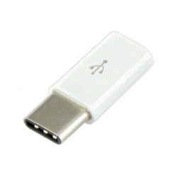 S BOX Adapter Micro USB F- Type C M beli