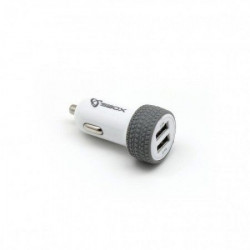 S BOX CC - 31 White Car USB Charger
