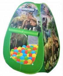 Šator sa lopticama Dinosaurus ( 916643 ) + 100 Loptica