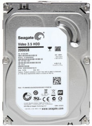 "Seagate HDD 3.5"" 2TB 5900RPM video DVR NCQ 24x7 64MB SATA3 ( ST2000VM003 )"