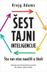 Šest tajni inteligencije - Krejg Adams ( 10560 )