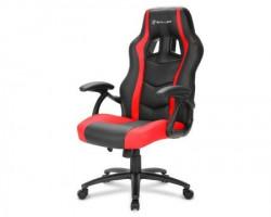 Sharkoon Skiller SGS1 crno-crvena Gejmerska stolica