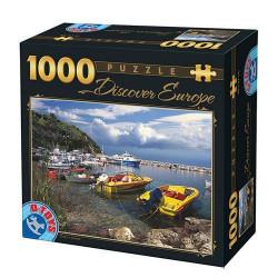 Slagalica x 1000 Discover Europe 03 ( 07/65995-03 )