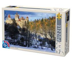 Slagalica x 500 Castle ( 07/63052-05 )