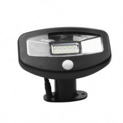 Solarni LED reflektor sa PIR senzorom 1W ( LRFS-15S010-W/BK )