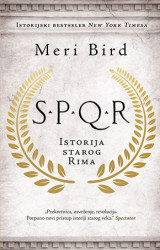 SPQR: Istorija starog Rima - Meri Bird ( 10693 )