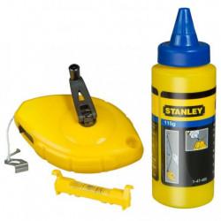 Stanley 0-47-443 Kreda i nit za obeležavanje 30m
