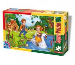 Super Puzzle 100 MIX 04 ( 07/60402-04 )