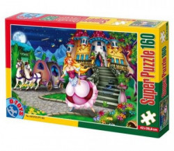 Super Puzzle 160PCS FAIRY 05 ( 07/60495-05 )