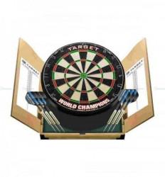 Target WORLD CHAMPION ormar sa tablom i strelicama ( TRG 109046 )