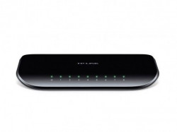 TP-LINK Gigabit Switch 8x RJ45 101001000Mbps plasticno kuciste ( TL-SG1008D )