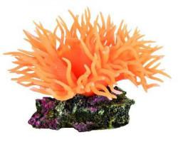 Trixie Koral na kamenu, narandžasti 8cm ( 8888 )