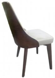 Trpezarijska stolica Liza 1 (farbana ledja) - dostupno u više boja