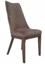 Trpezarijska stolica Shark D/amsterdam štof  - više boja