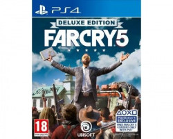 Ubisoft Far Cry 5 Deluxe Edition PS4