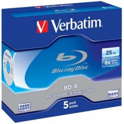 Verbatim 43715 43714 BLU-RAY 25GB BD-R 6X ( 525V6/Z )