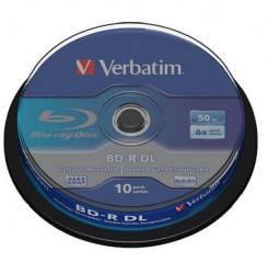 Verbatim 43746 BLU-RAY 50GB Dual Layer 6X ( 5250SP/Z )