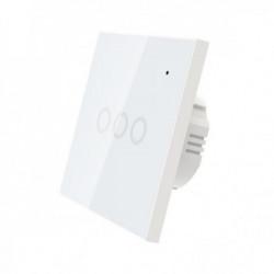 Wi-Fi smart prekidač svetla 3x5A ( WFPS-W3/WH )