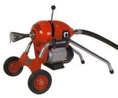 Womax električni čistač cevi 50-200 mm ( 0541802 )