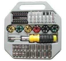 Womax ključ nasadni i pinovi set 107 kom ( 79031107 )