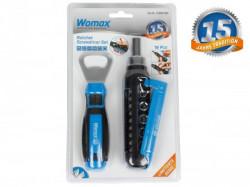 Womax pin sa nosačem i otvaračem za flaše set 16 kom le ( 0585183 )