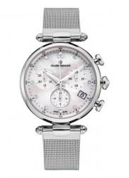Ženski Claude Bernard Dress Code Diamonds Ručni Sat