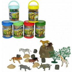 Životinje, 6 vrsta ( 66-634000 )