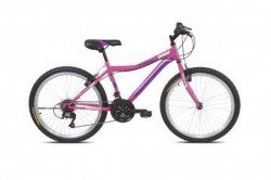 """Adria bicikl stinger 24""""/18ht pink-ljubicasto 12.5"""" ( 918178-15 )"""