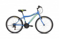 "Adria bicikl stinger 24""/18ht plavo-zeleno 12.5"" ( 918181-15 )"