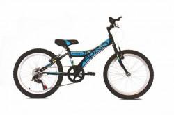 Adria Stinger bicikl 20''/6HT crno-plavi ( 916166-11 )