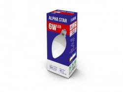 Alpha Star Led Sijalica E14 6W,Bela, 4000K, candle ( E14 6W NB )