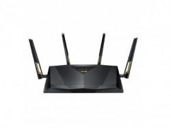 Asus WiFi ruter AX6000 dual band WiFi 6, MU-MIMO, 90IG04F0-MN3G00,crni ( RT-AX88U )