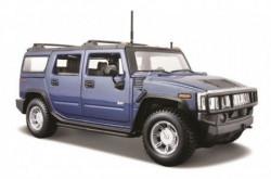 Automobil metalni 1:24 2003 Hummer H2 SUV ( 0127468 )