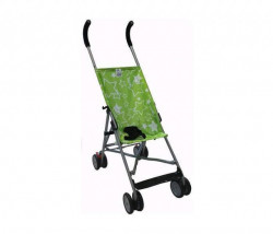 Baby Boss Kolica little stars green ( H208GREEN )