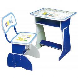 Babyland Sto i stolica Zeka i Azbuka BLUE50 ( HC09 )