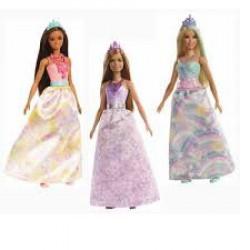 Barbie draemtopia osnovni model sort ( MAGGX16 )