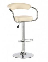 Barska stolica 5009 od eko kože - Bež