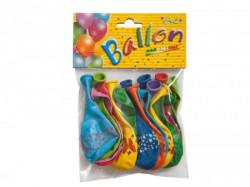 Basso luigi baloni sa štampom 10 kom 23 cm ( BL01510 )
