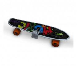 BBO Speedy A003 skejtbord nosivost 85kg - sivi ( A003GM )