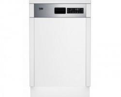 Beko DSS 28020 X 10kom ugradna mašina za pranje sudova