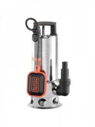 Black & Decker BXUP1100XDE potapajuća pumpa za prljavu vodu 1100W metalno kućište