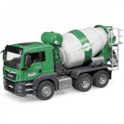 Bruder kamion MAN TGS beton mešalica ( 037109 )
