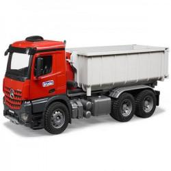Bruder Kamion MB kiper kontejner ( 036225 )