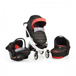 Cangaroo Kolica s-line set 3 in 1 sa tvrdom korpom red ( CAN4188 )