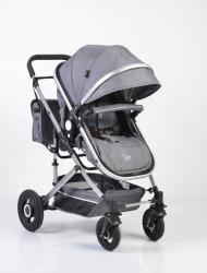 Cangaroo kolica za bebe ciara grey ( CAN5178 )