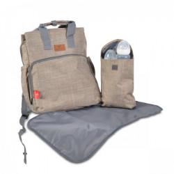 Cangaroo torba za mame megan beige ( CAN6967 )