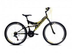 """Capriolo CTX 260 26""""18ht crno-žuto 16"""" ( 917352-16 ) Bicikl"""